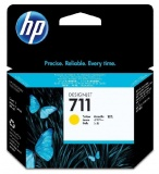 Картридж HP 711 29-ml Yellow