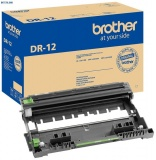 Барабан Brother DR-12 для HLL2371DN/DCPL2551DN/MFCL2751DW (12000стр)