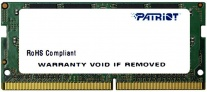 Память оперативная SO-DIMM DDR4 4096 Mb (pc4-19200) 2400MHz Patriot PSD44G240041S