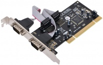 Контроллер Orient XWT-PS050V2 (PCI to COM 2-port (WCH CH353) OEM