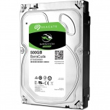 Жесткий диск 500.0 Gb Seagate ST500DM009 SATA-III Barracuda 7200.12 <7200rpm, 32Mb>